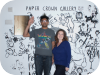 live sketch,paper crown,gallery,arlington heights,illinois