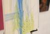 art class, paper crown, gallery, arts, spirits, wine
